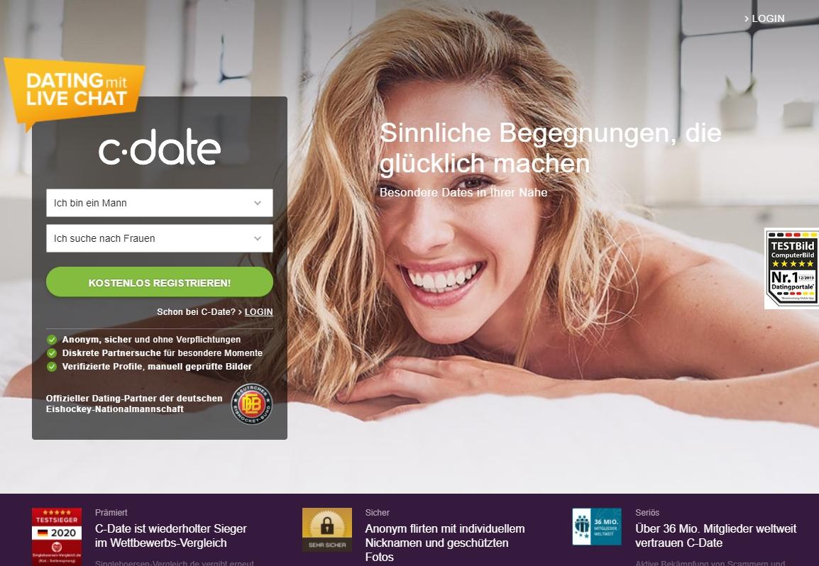 c-date dating in deutschland