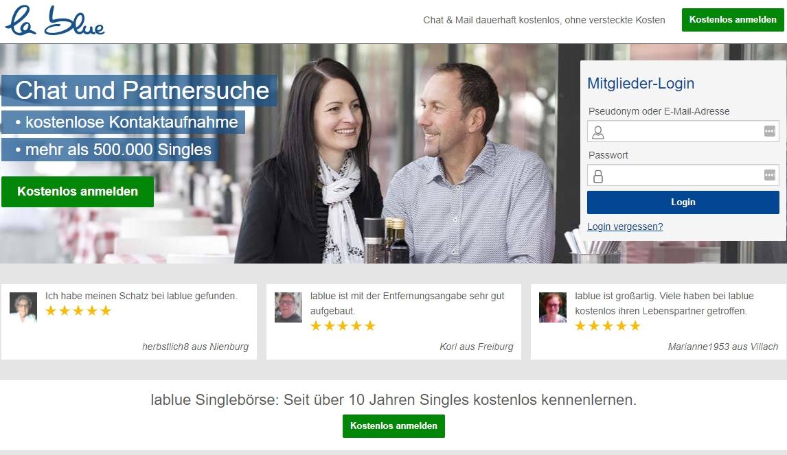 lablue Single Chat und Partnersuche